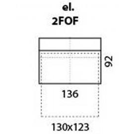 modul 2 locuri cu extensie cod: 2FOF / se foloseste la configurarea coltarelor