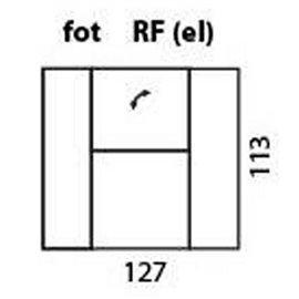 Fotolii Impressione - cu recliner electric