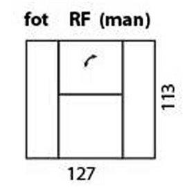 Fotolii Impressione - cu recliner manual