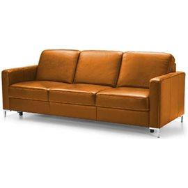 Canapele piele Basic 3 locuri