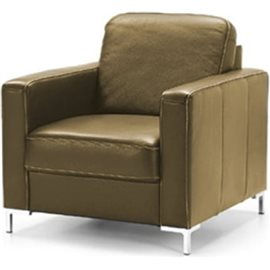 armchairs Basic leather