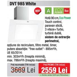 hota 90 Teka DVT 985 White - oferta